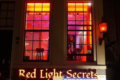 Museum of Prostitution Red Light Secrets
