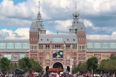 Amsterdam Rijksmuseum ticket