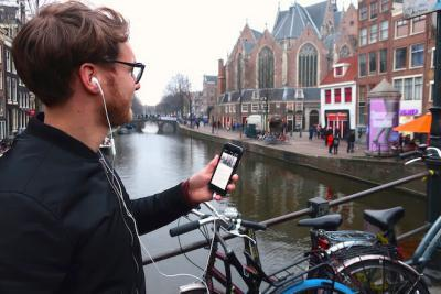 Amsterdam Audio Tours