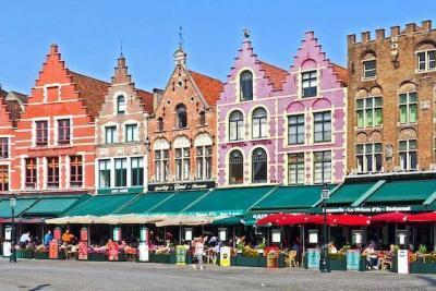 Bruges Amsterdam day trip