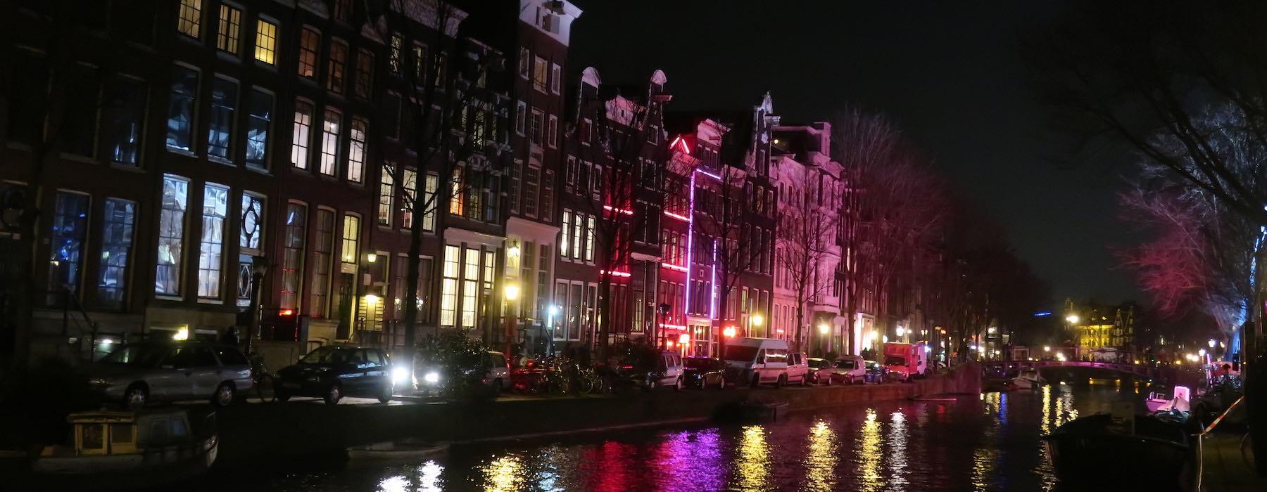 Best Amsterdam Red Light District pictures