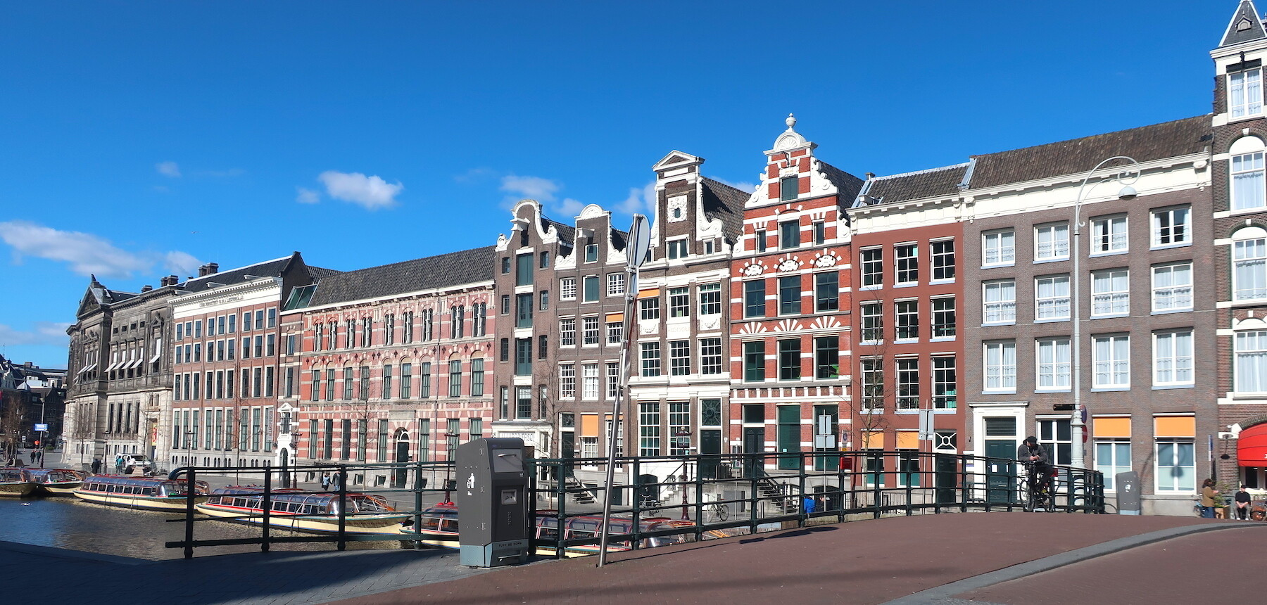 Best cheap hotels in Amsterdam city center